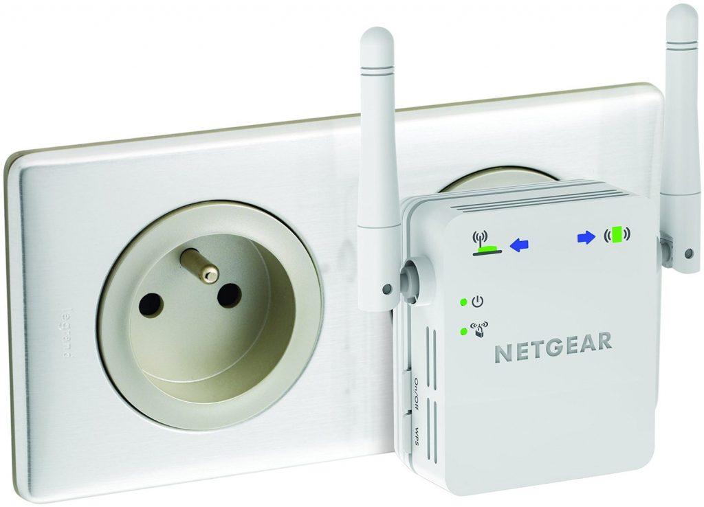 L'amplificateur wifi netgear