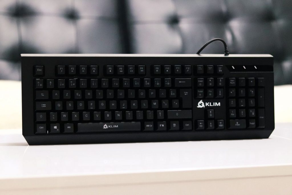 Le clavier gaming Klim domination