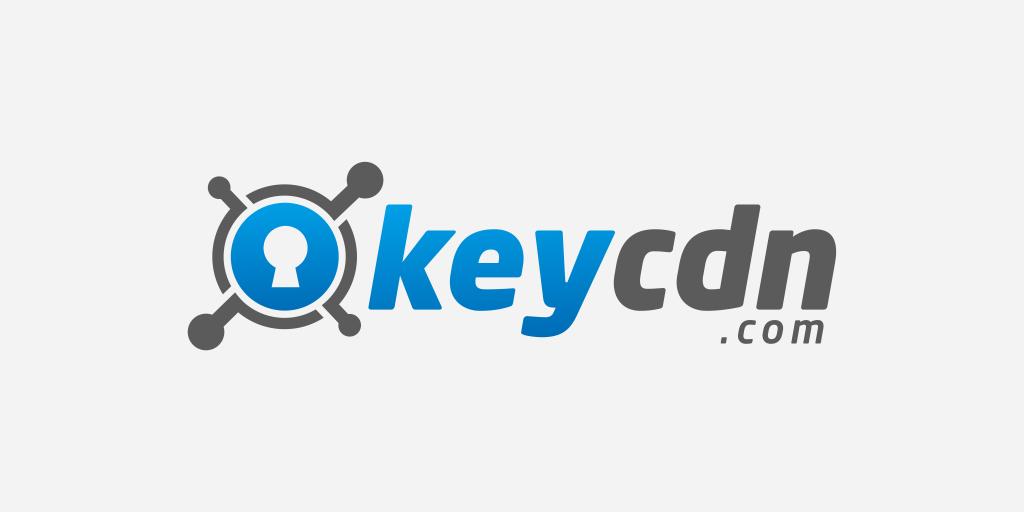 Le logo de KeyCDN