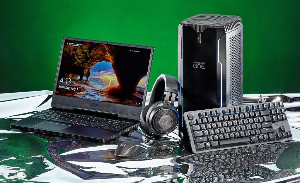 Les accessoires de PC Gaming