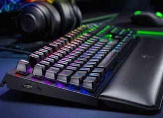 Un clavier mécanique gaming