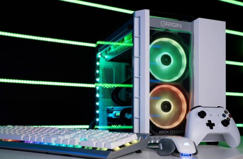 Une machine de gaming performante