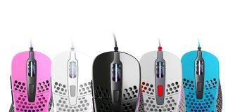 Une sélection de souris gaming pro