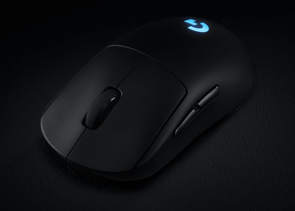 Une souris gaming Logitech